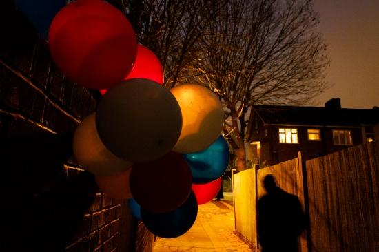 Alleyway Balloons