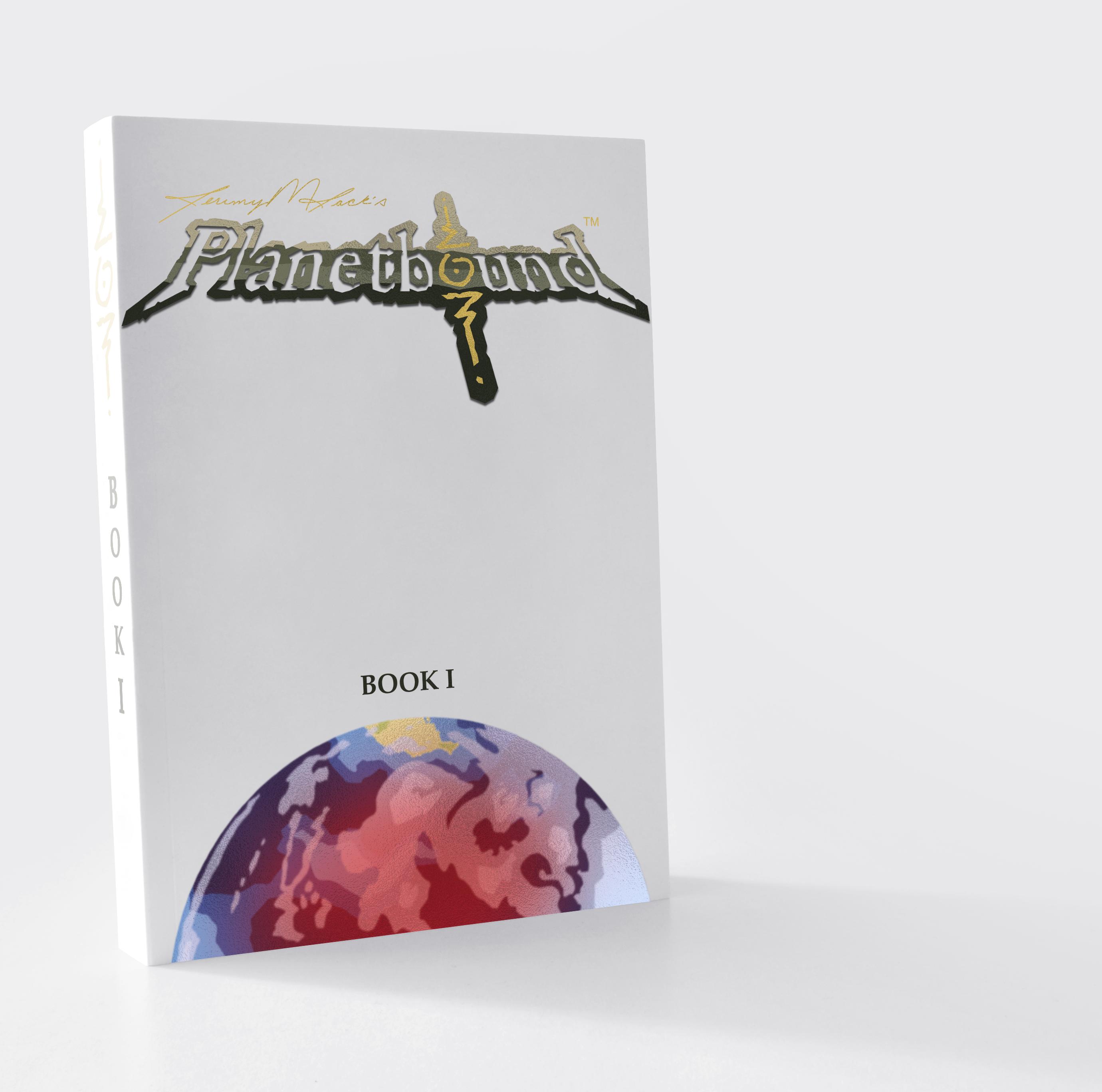 Pre-Order Planetbound™ Book I (Hardback)