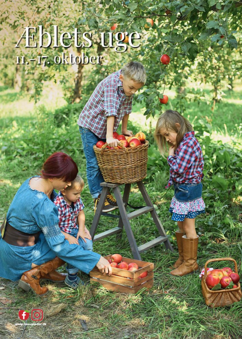 Æblets uge