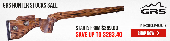 GRS Rifle Stock Sale