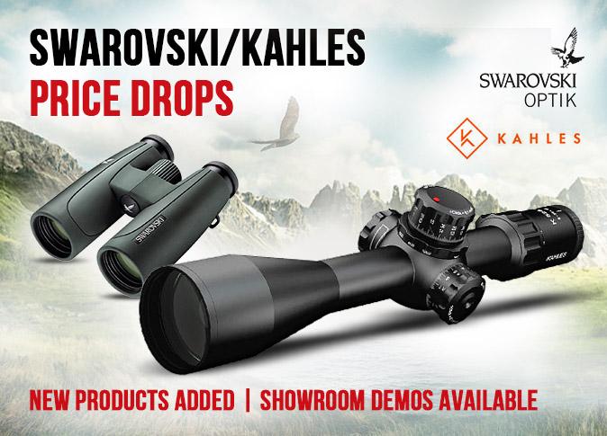 Swarovski/Kahles Price Drops
