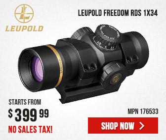 Leupold Freedom RDS 1x34