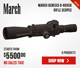 NEW March Genesis Scopes