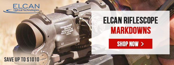 ELCAN Riflescope Markdowns