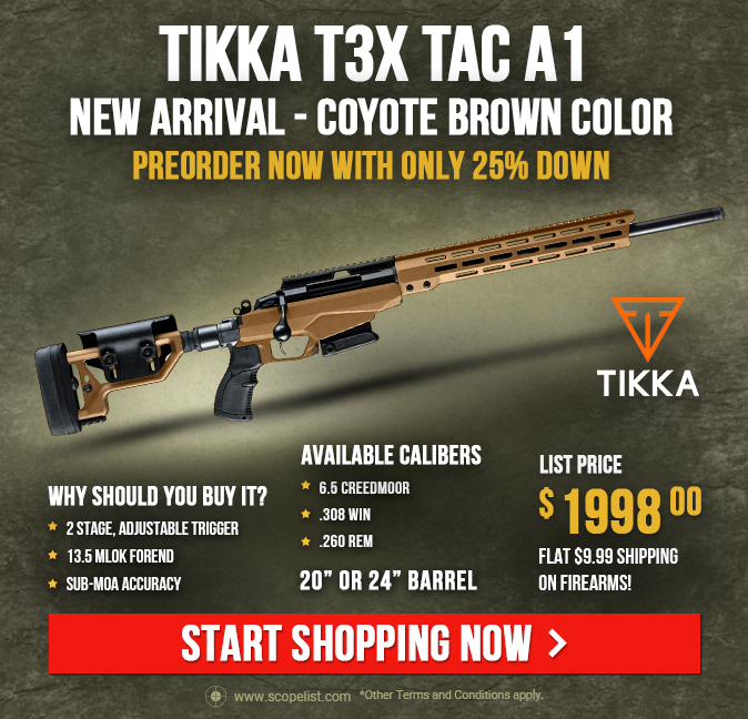 Tikka New Arrivals & Markdowns
