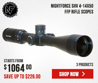 Nightforce SHV 4-14X50 F1