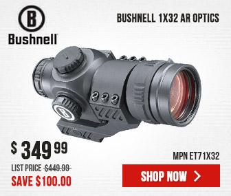 Bushnell 1x32 AR Optics