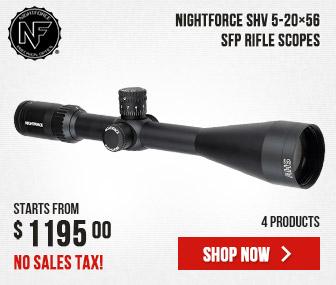 Nightforce SHV 5-20×56