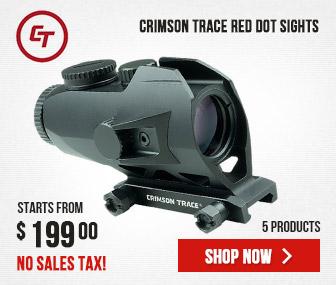 Crimson Trace Red Dot Sights