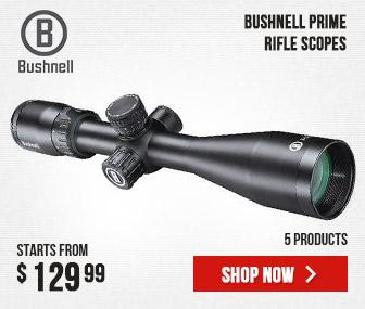 Bushnell Prime Riflescopes