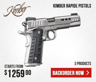 Kimber Rapide