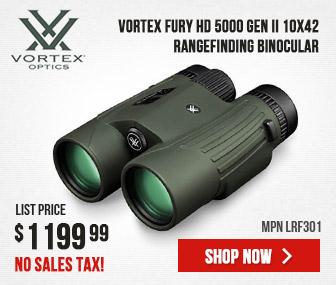Vortex Fury HD 5000 Gen II 10x42