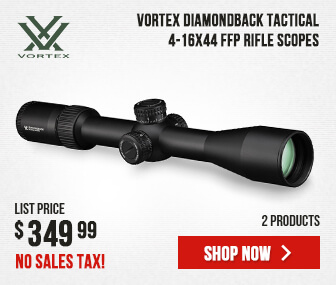 Vortex Diamondback Tactical 4-16X44 FFP