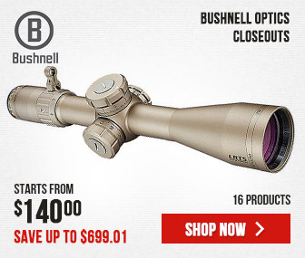 Bushnell Closeouts!