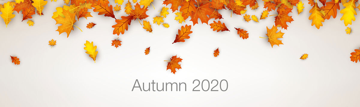 Latest News and Developments Autumn 2020