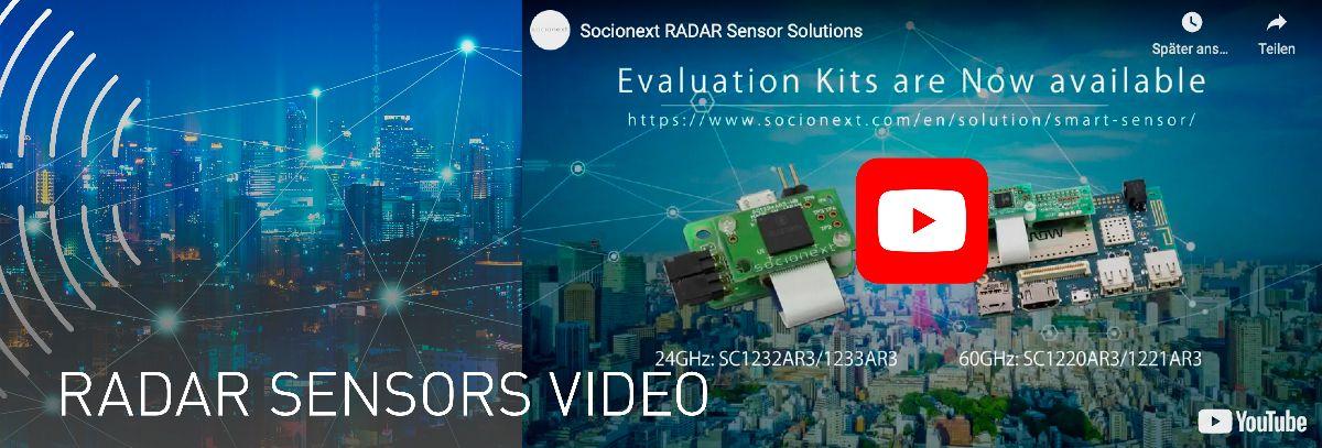 Radar Sensors Video