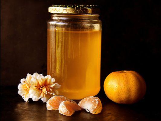 Preserving honey