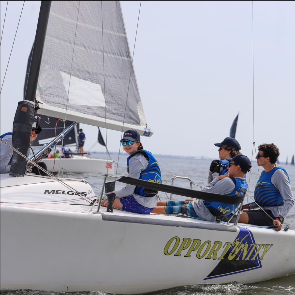 Team MudRatz at Charleston Week