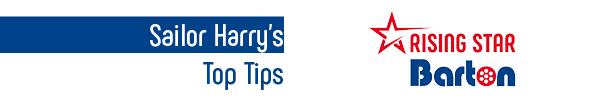 Sailor Harry's Top Tips