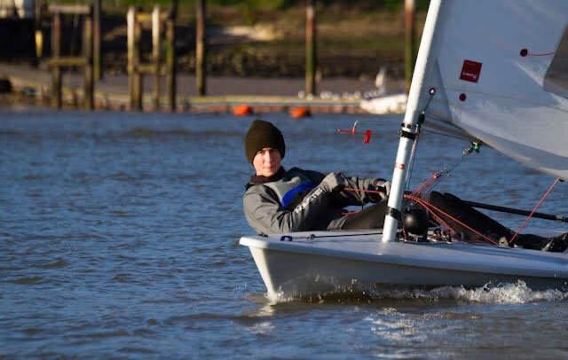 Sailor Harry Training March 2021