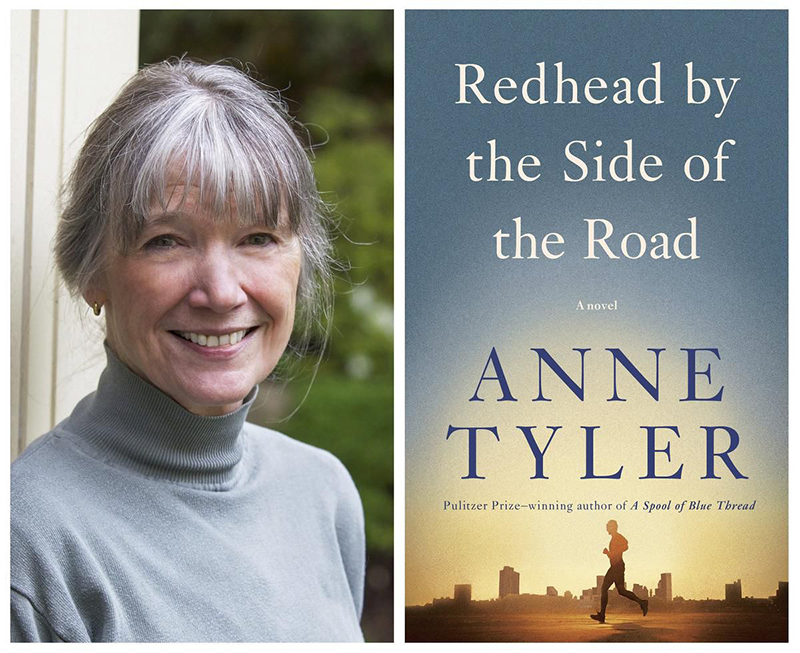 Anne Tyler - Redhead By the Side of the Road - Gillian Gillian Interiors - June 2020 Newsletter