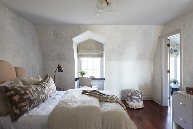 Her Bedroom - After Image 1 - Summerhill Georgian, Gillian Gillies Interiors, photography Virginia Macdonald