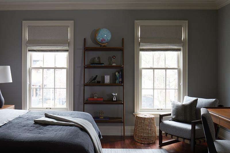 His Bedroom - After Image 2 - Summerhill Georgian, Gillian Gillies Interiors, photography Virginia Macdonald