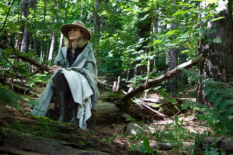 Heritage Throws, Gillian Gillies, photogpraphy Virginia Macdonald - 5