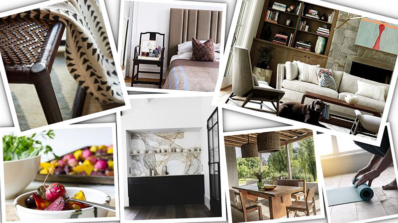 Design Inspiration Board - Gillian Gillies Interiors