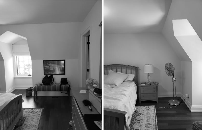 Her Bedroom - Before Image, Gillian Gillies