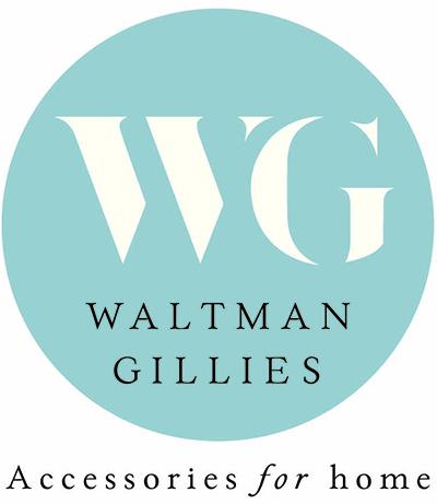 WALTMAN GILLIES Logo - GGI November Newlsetter - Gillian Gillian Interiors