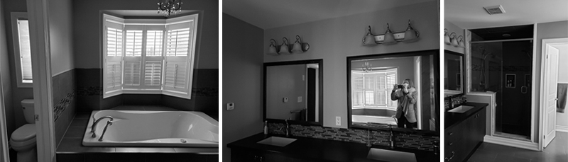 Spa Bathroom Design - BEFORE - Gillian Gillies Interiors