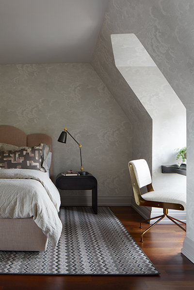 Her Bedroom - After Image 2 - Summerhill Georgian, Gillian Gillies Interiors, photography Virginia Macdonald