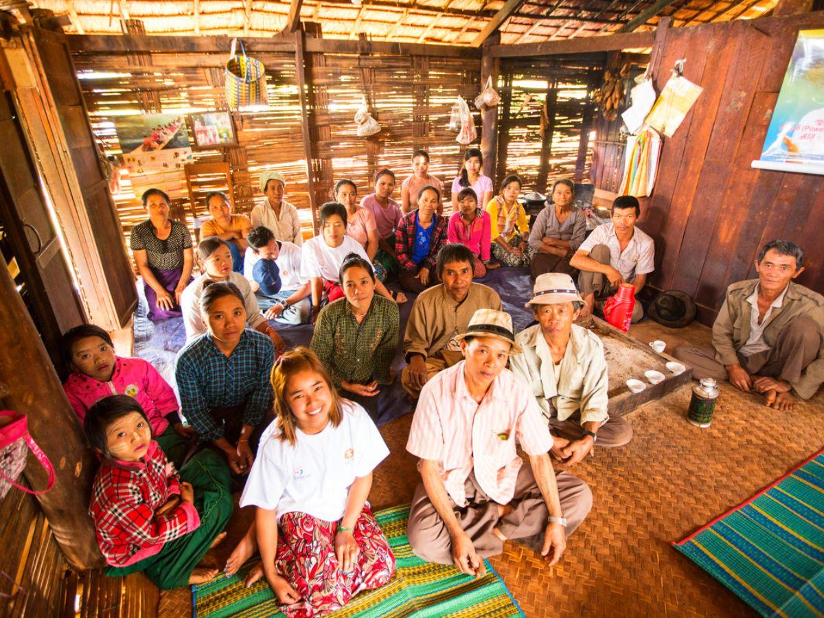 Myanmar Volunteers
