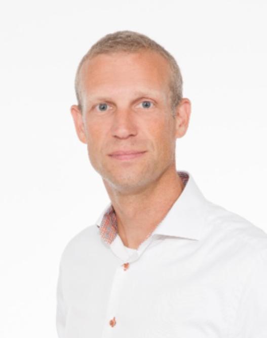 Portrait of Petter Helge