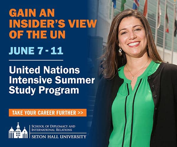 Seton Hall UN Summer Intensive Program