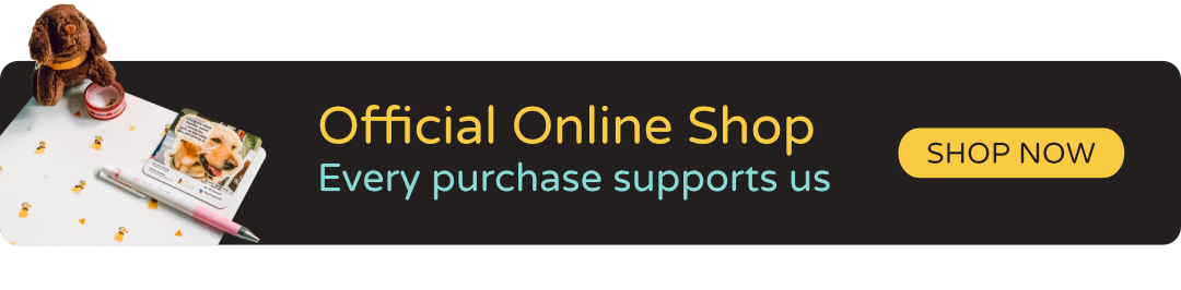 Official Online Shop. Every purchase supports us. Shop Now