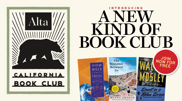 California Book Club   Alta