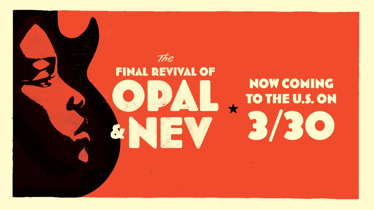 Enter for a chance to win a copy of The Final Revival of Opal & Nev