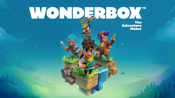 Wonderbox: The Adventure Maker, ya está disponible en Apple Arcade