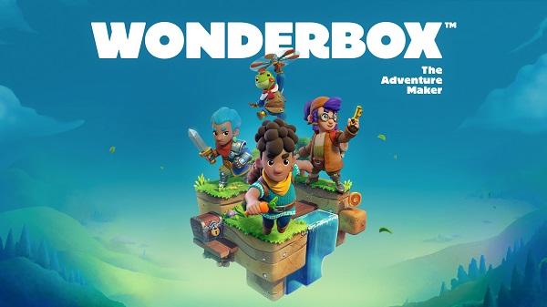 Wonderbox: The Adventure Maker, ya está disponible en Apple Arcade