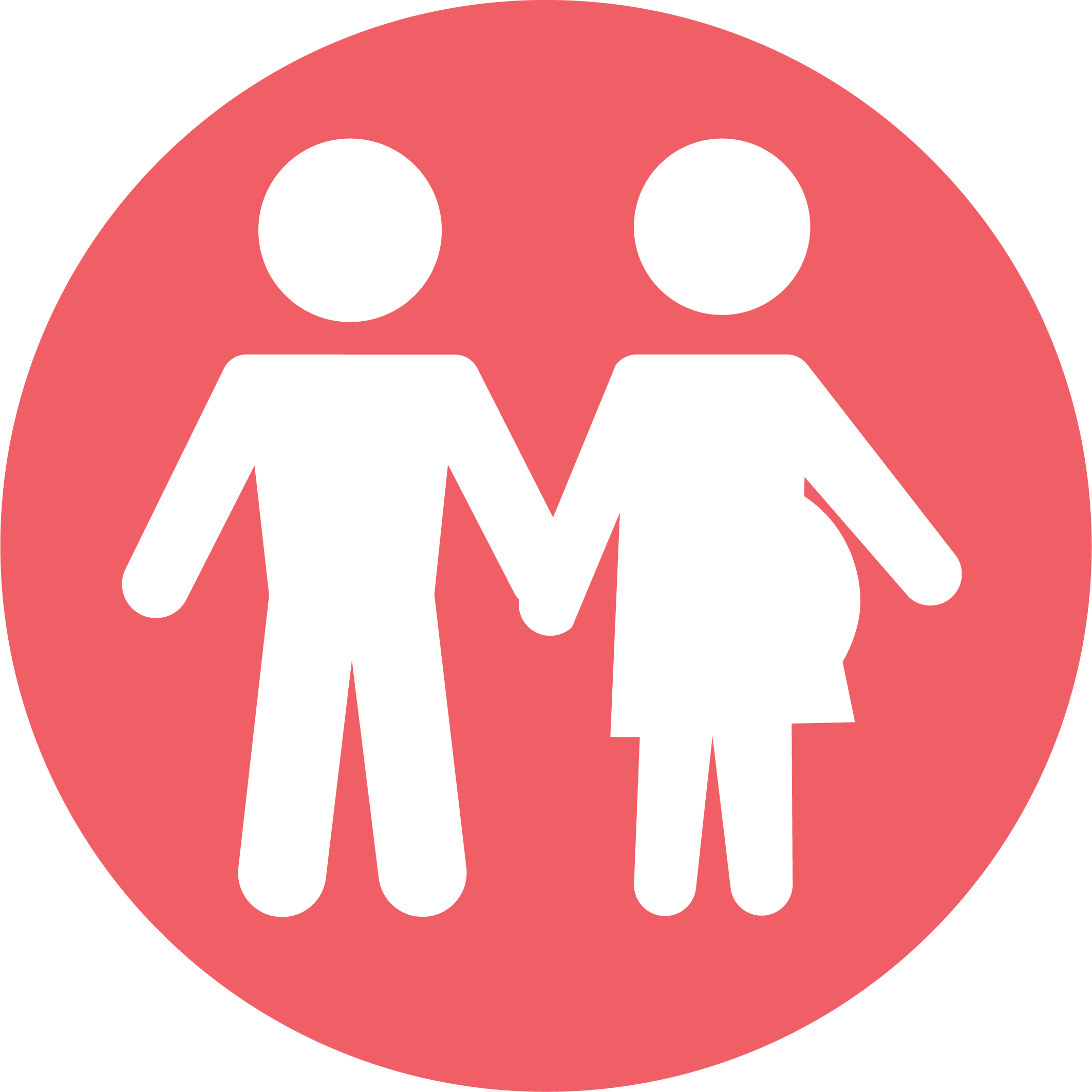 pregnant woman with partner or support person