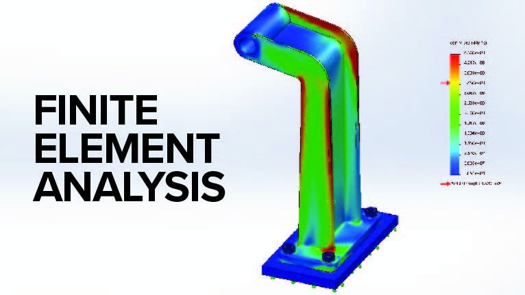 Delmade Finite Element Analysis - CAD Technology - paving the way forward