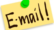Email note