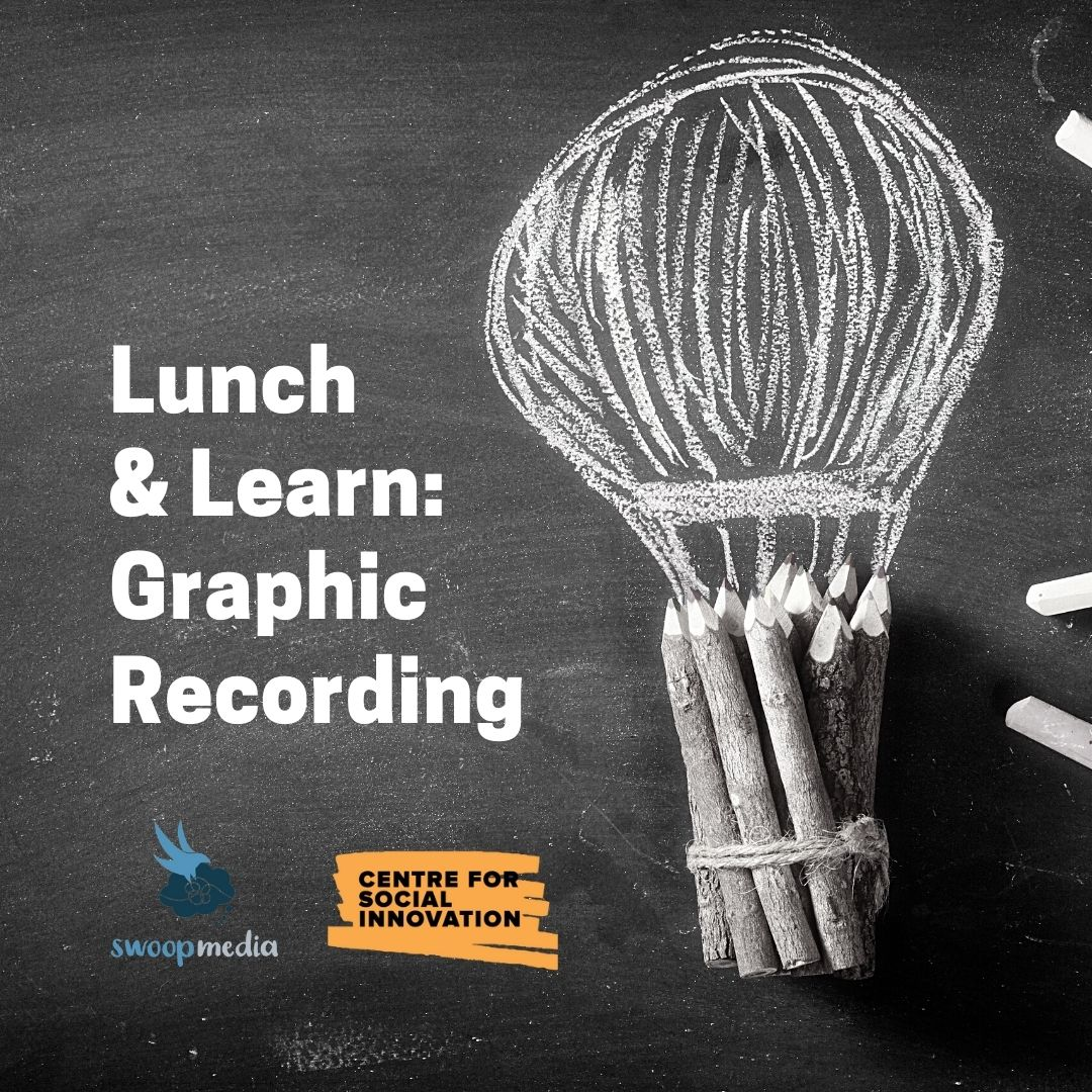 Lunch and Learn: Graphic Recording