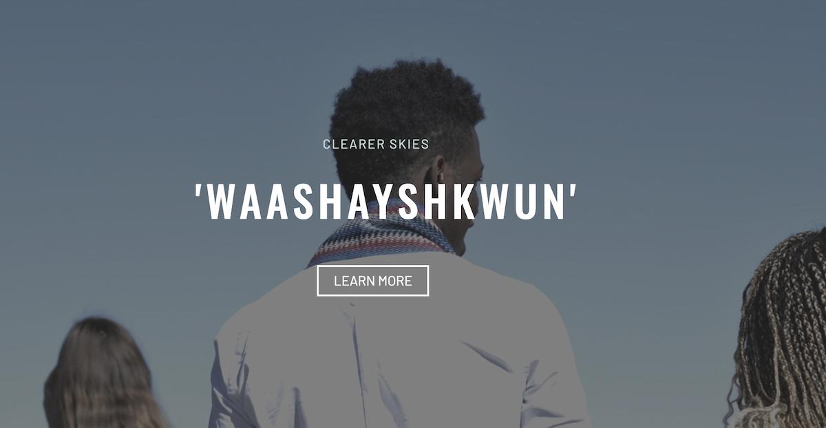 Waashayshkwun grant fund