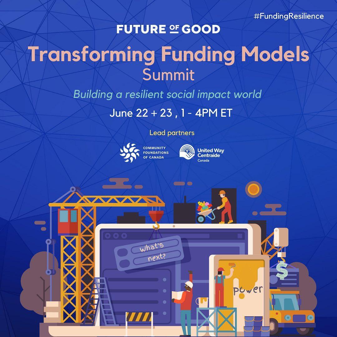Transforming Funding Models Summit
