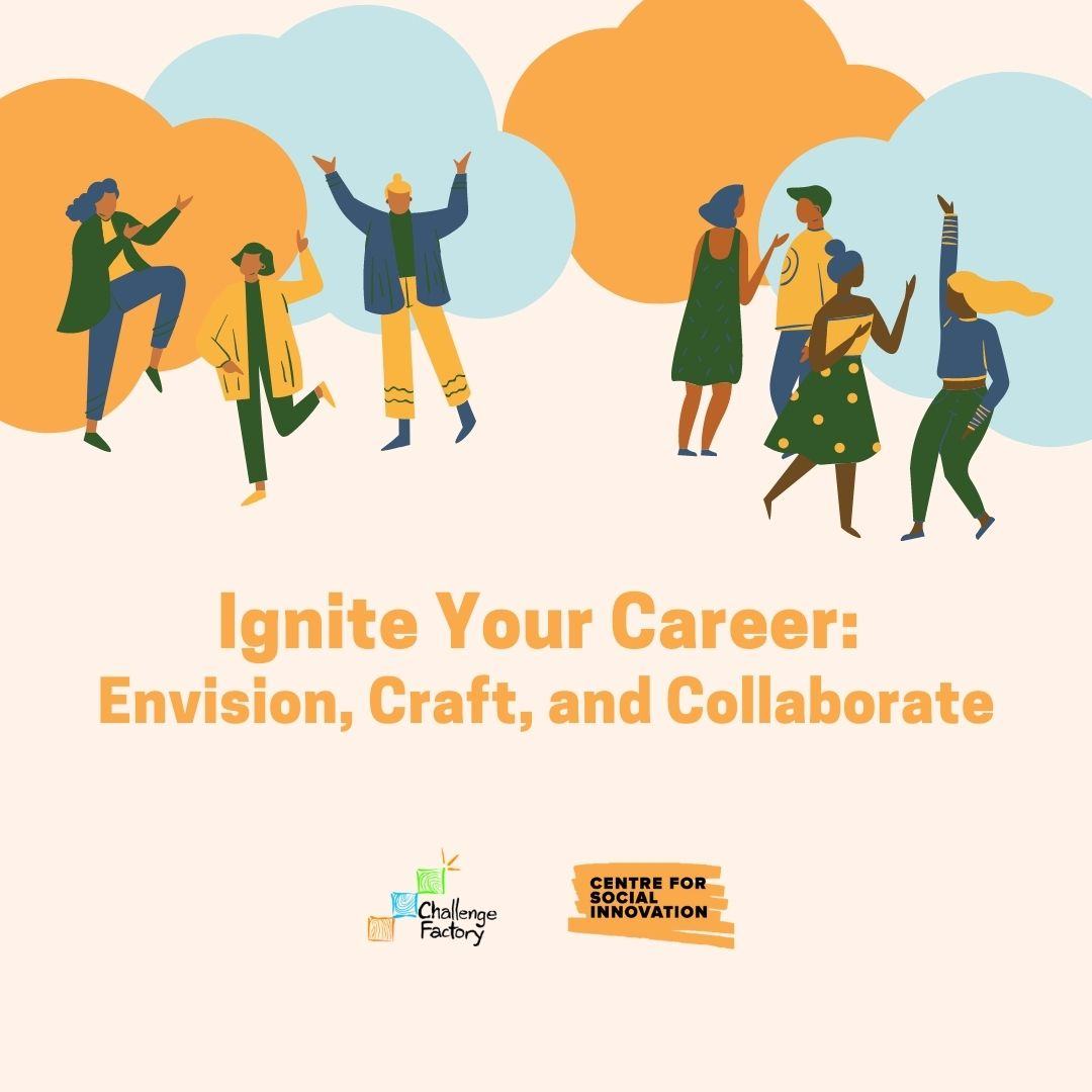 Ignite Your Career: Envision, Craft, and Collaborate