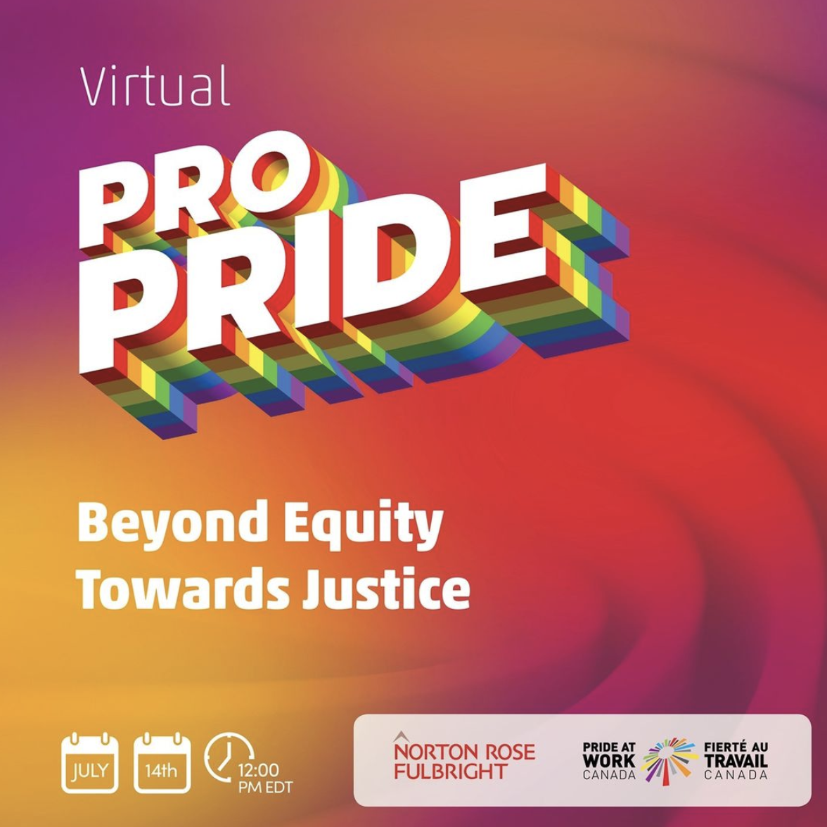 Virtual ProPride: Beyond Equity Towards Justice