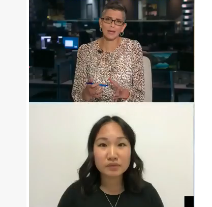 Camellia Wong, Director of Communications at Future Majority, speaks to CTV news